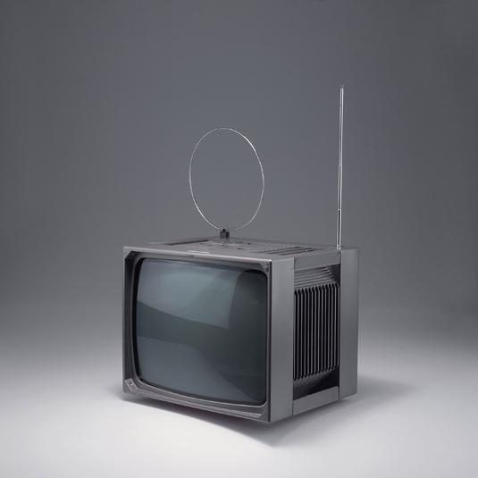 'Monitor 15' Television (© Mario Bellini Archive)