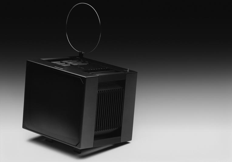 'Monitor 15' Television (© Aldo Ballo)