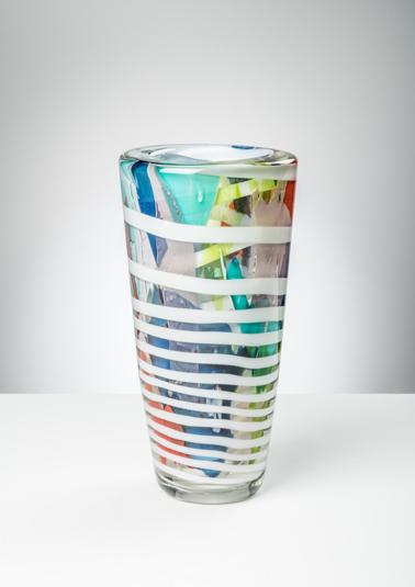 'Torre di Babele' - Vase collection (@ Venini Spa)