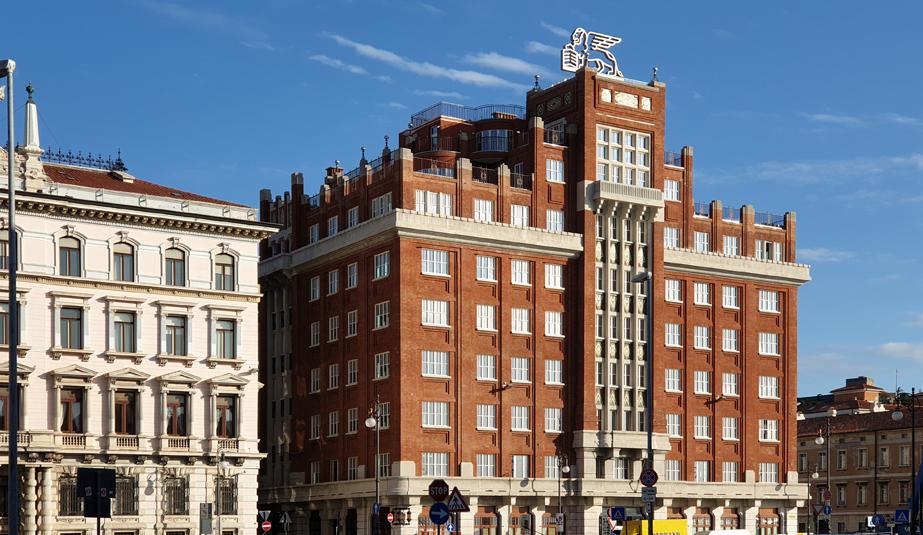 'Headquarters Generali Group Academy Trieste' (© Raffaele Cipolletta)