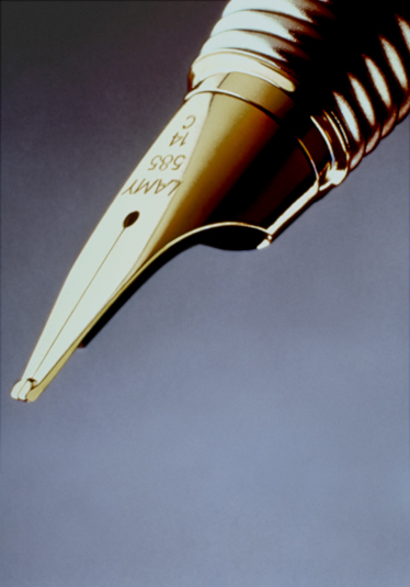 'Lamy Persona' - Fountain pen